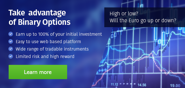 Binary options leverage
